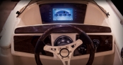 Helm & optional touch screen control