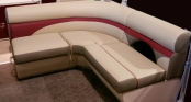 Wraparound seating